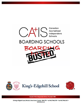 Myths about Boarding School